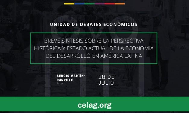 Perspectiva histórica y estado actual de la Economía del Desarrollo en América Latina
