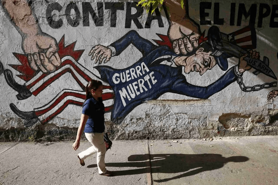 Trump en Venezuela: dichos y hechos