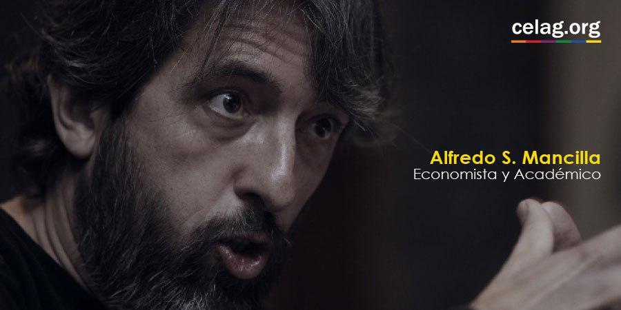 Entrevista: Alfredo Mancilla habla sobre situación en Venezuela
