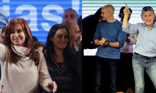 ELECCIONES EN ARGENTINA, TRIUNFO DE CAMBIEMOS. NACIMIENTO DE UNIDAD CIUDADANA