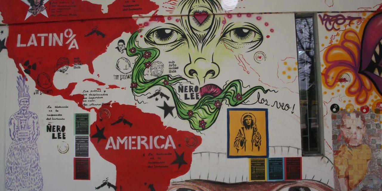 INFOGRAFÍA   Estados Unidos y América Latina 2017