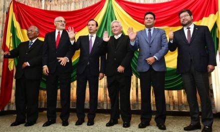 La ofensiva conservadora aterriza en tierras bolivianas