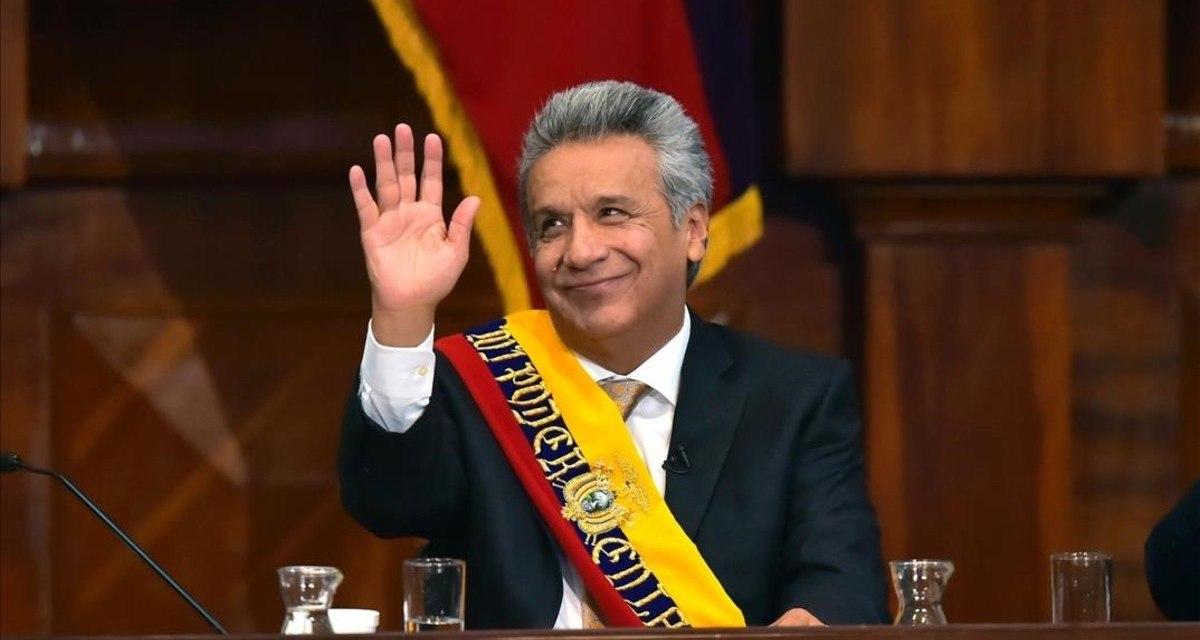 Ecuador: un Gobierno sin libreto propio