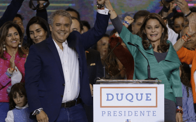 Colombia: informe post electoral