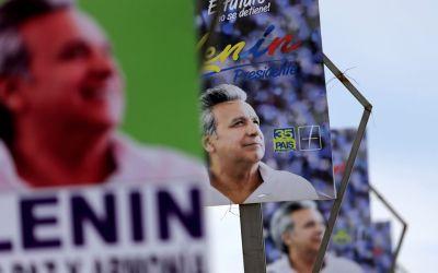 Lenín Moreno mira hacia el Norte