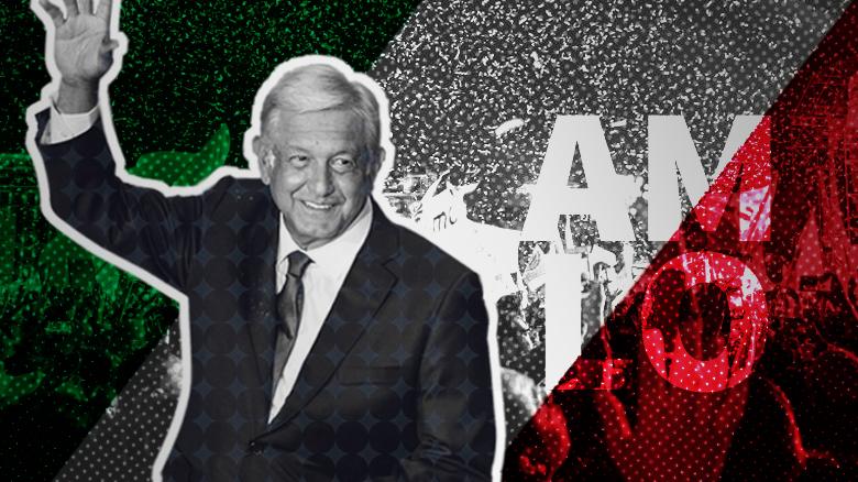 México se tiñe de guinda (Informe post electoral)