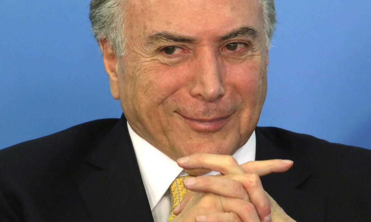 Michel Temer (Brasil)