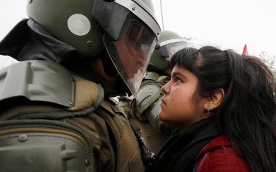 Politización de la juventud en Chile: del desencanto a la toma