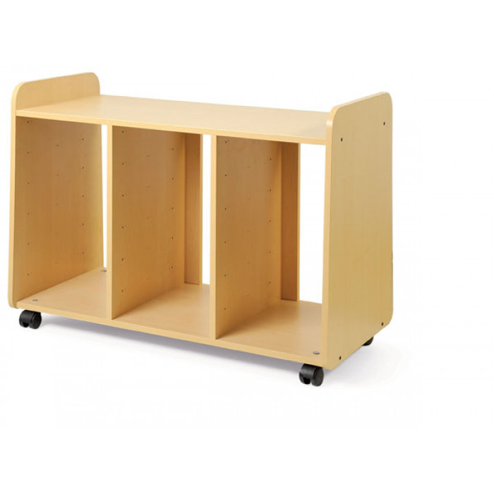 meuble a roulettes 9 cases