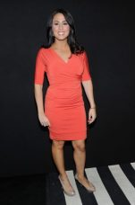 Andrea Tantaros Height and Weight 2013
