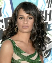 Lea Michele Height and Weight 2014
