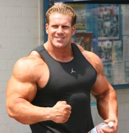 Jay Cutler Body Size, Height And Weight 2014