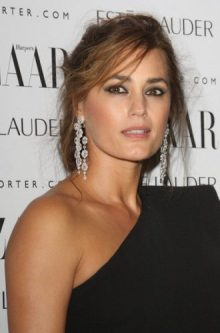 Yasmin Le Bon height and weight 2014