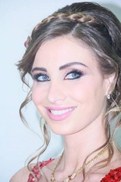 Annabella Hilal height and weight 2014
