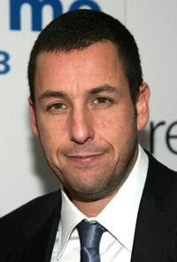 Adam Sandler Chest Biceps size