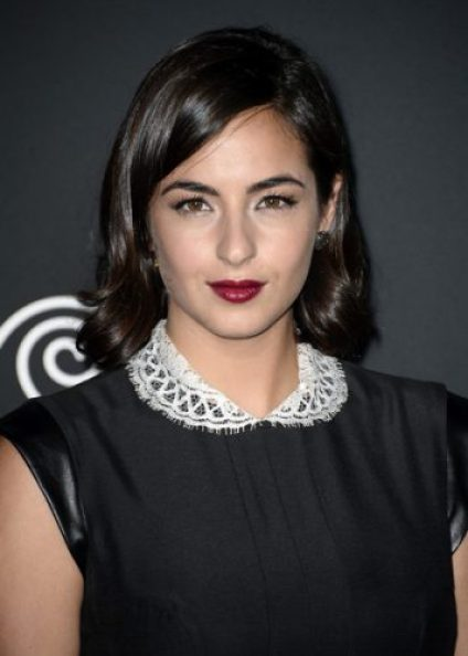 Alanna Masterson height and weight 2016
