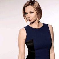 Linzie Janis height and weight 2016