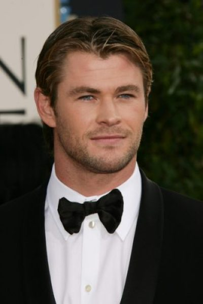 Chris Hemsworth Chest Biceps size