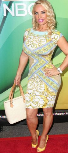 Coco Austin height and weight 2016