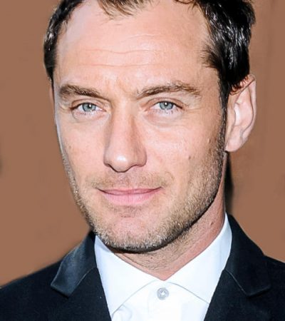 Jude Law upcoming films birthday date affairs