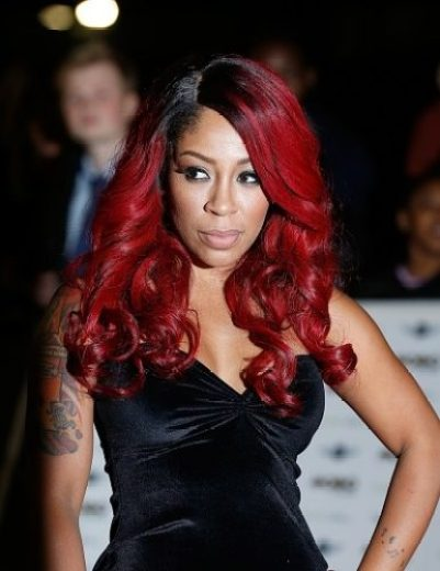 K Michelle height and weight 2016