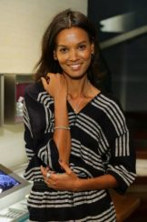 Liya Kebede height and weight 2016