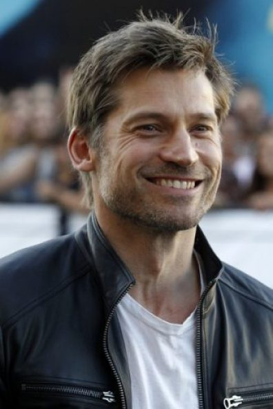 Nikolaj Coster-Waldau Chest Biceps size