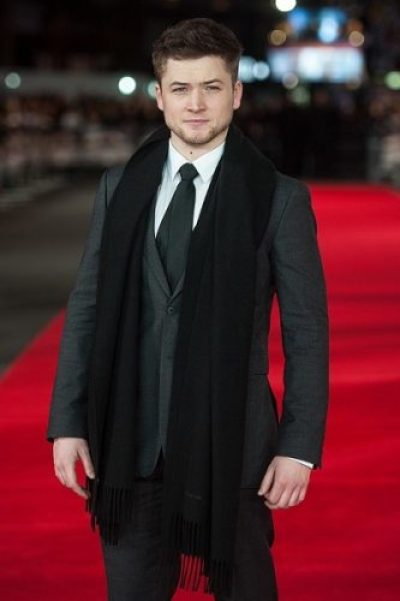Taron Egerton upcoming films birthday date affairs