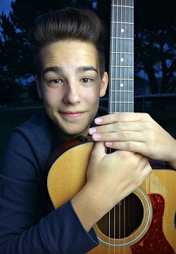 Jacob Whitesides height and weight 2016