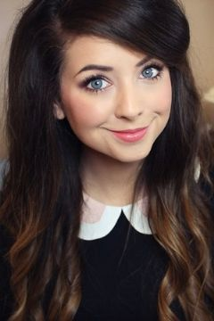 Zoe Sugg Measurements, Height, Weight, Bra Size, Age, Wiki