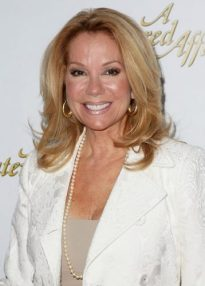 Kathie Lee Gifford height and weight 2016