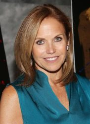 Katie Couric height and weight 2016