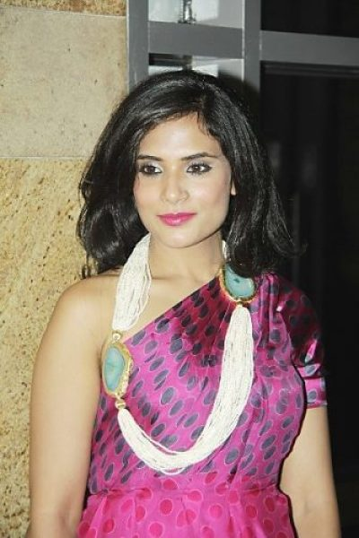 Richa Chadda Measurements, Height, Weight, Bra Size, Age, Wiki