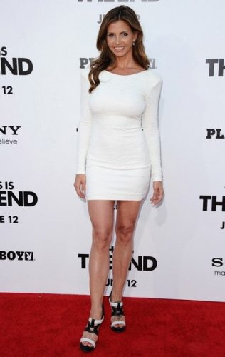 Charisma Carpenter height and weight