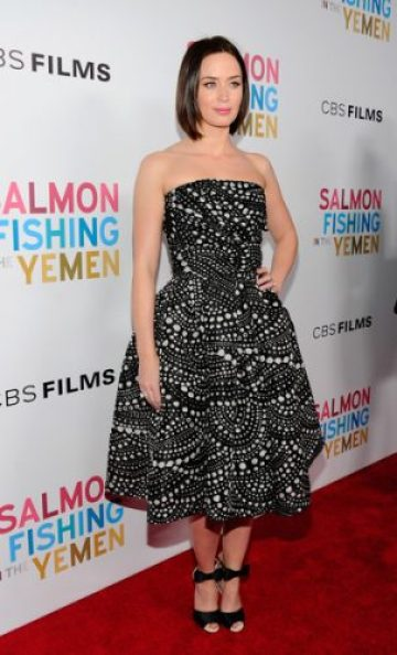 Emily Blunt Bra Size, Wiki, Hot Images