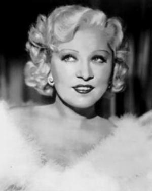 Mae West height and weight