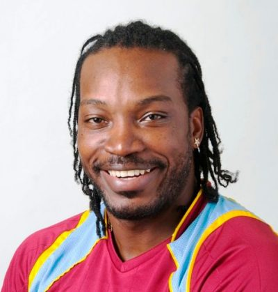 Chris Gayle height and weight 2016