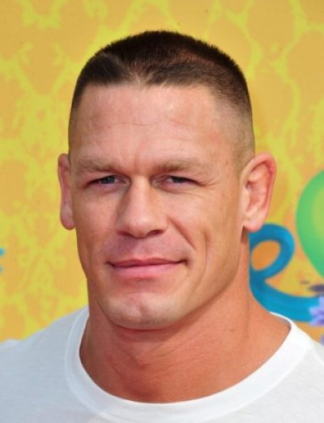 John Cena Chest Biceps size