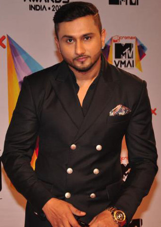 Yo Yo Honey Singh height and weight 2016