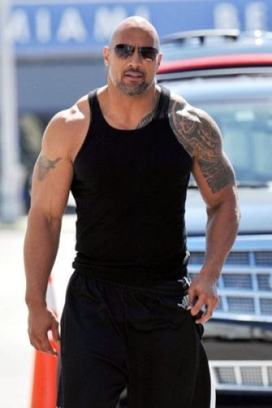 The Rock upcoming films birthday date affairs