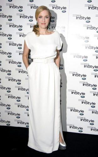 Gillian Anderson height and weight 2017