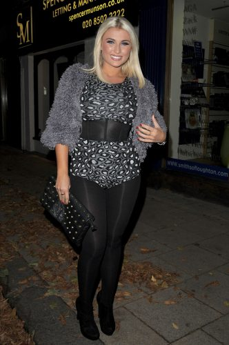Billie Faiers Boyfriend, Age, Biography