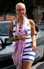 Amber Rose Measurements, Height, Weight, Bra Size, Age, Wiki