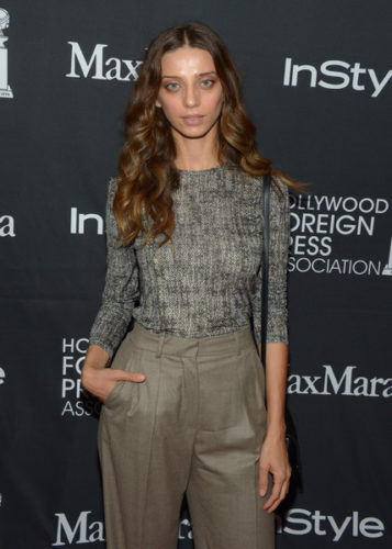Angela Sarafyan Measurements, Height, Weight, Bra Size, Age, Wiki