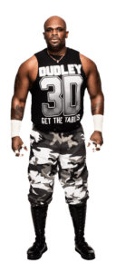D-Von Dudley Height, Weight, Age, Biceps Size, Body Stats