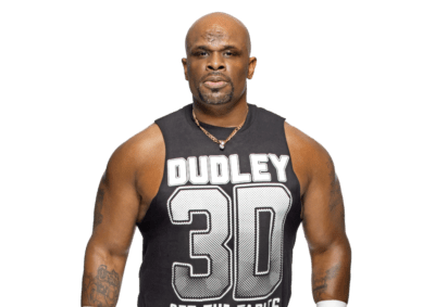 D-Von Dudley girlfriend age biography