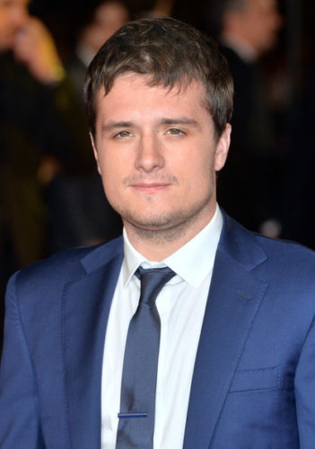 Josh Hutcherson height and weight 2017