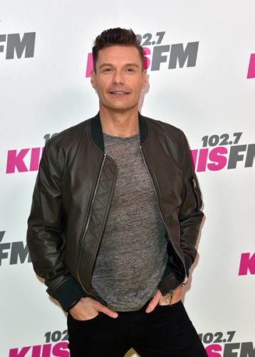 Ryan Seacrest girlfriend age biography