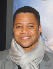 Cuba Gooding Jr. Chest Biceps size
