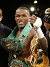 Floyd Mayweather Height, Weight, Age, Biceps Size, Body Stats